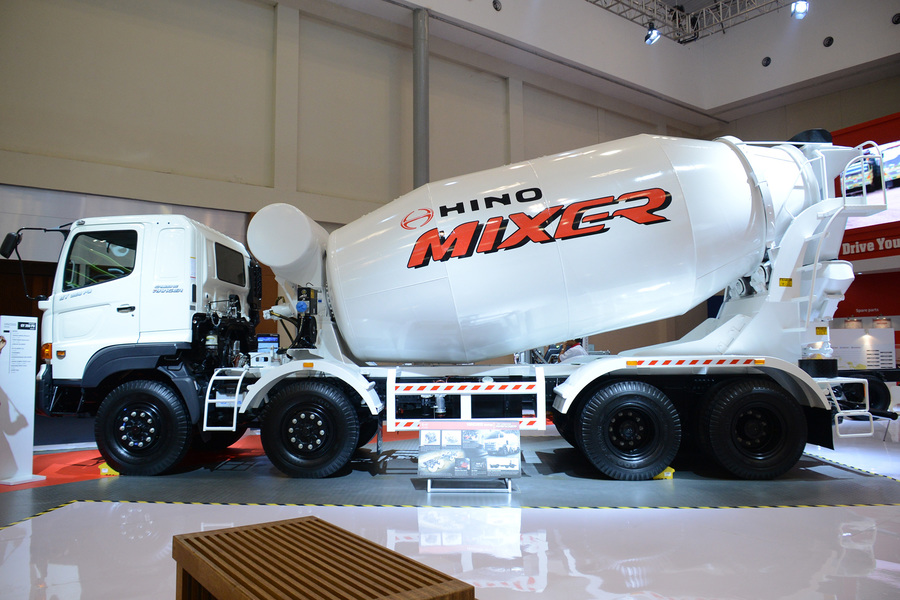 Hino Mixer 2015 New Car Release Date And Review 2018
