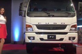 All New Fuso in Peru