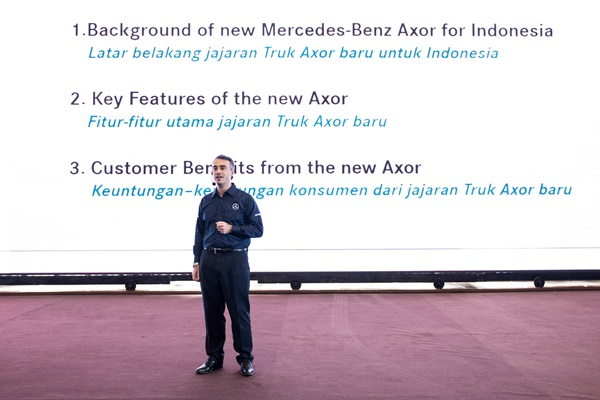 Mercedes-Benz Distribution Indonesia