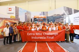 UD Trucks Extra Mile Challenge 2017 Final Indonesia