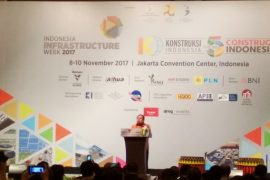 Indonesia Infrasructure Week 2017